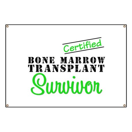 Certified BMT Survivor Banner