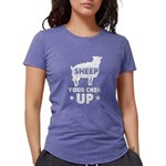 Earth day for the pandas Women's V-Neck T-Shirt