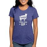 Earth day for the pandas Women's V-Neck T-Shirt