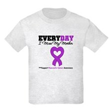 PancreaticCancerMother T-Shirt