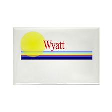 Wyatt Rectangle Magnet (100 pack)