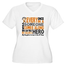 HERO Comes Along 1 Daughter-In-Law LEUK T-Shirt