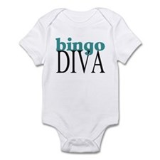 Bingo Diva Infant Bodysuit