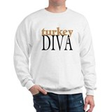 Turkey Diva Sweatshirt