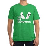 Yes We Canoodle Men's Fitted T-Shirt