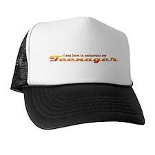"""Embarrass Teenager"" Trucker Hat"