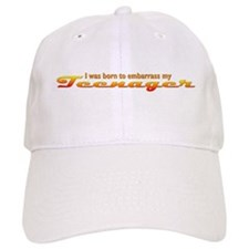 """Embarrass Teenager"" Baseball Cap"