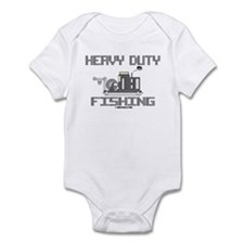 Heavy Duty Fishing Infant Bodysuit