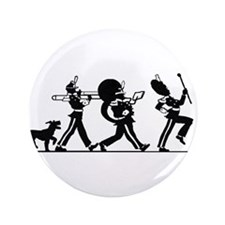 "76 Trombones 3.5"" Button (100 pack)"