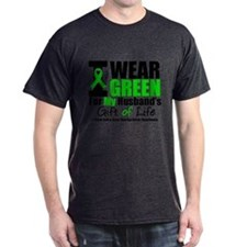 I Wear Green For My Husband T-Shirt