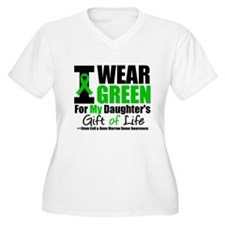 I Wear Green For My Daughter T-Shirt