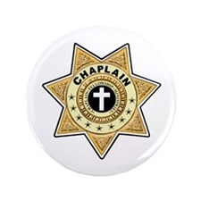 "Star Badge 3.5"" Button (100 pack)"