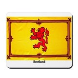 Scotland Lion Rampant Mousepad