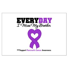 PancreaticCancer Brother Posters
