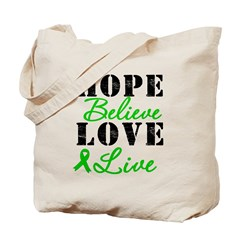 SCT BMT Hope Motto Tote Bag