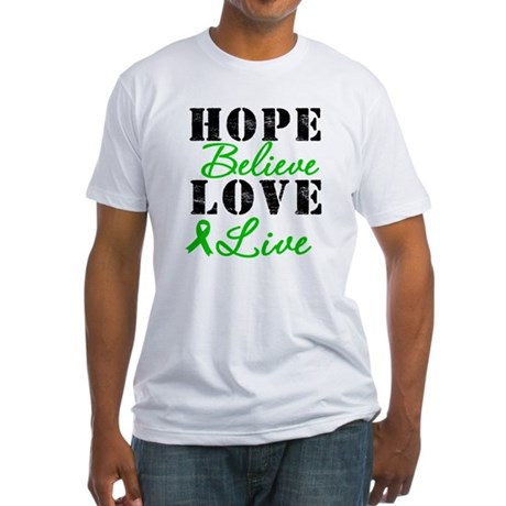 SCT BMT Hope Motto Fitted T-Shirt