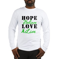 SCT BMT Hope Motto Long Sleeve T-Shirt
