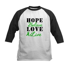 SCT BMT Hope Motto Kids Baseball Jersey