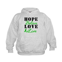 SCT BMT Hope Motto Kids Hoodie