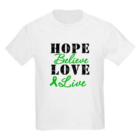 SCT BMT Hope Motto Kids Light T-Shirt