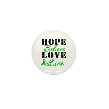 SCT BMT Hope Motto Mini Button (100 pack)
