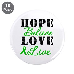 "SCT BMT Hope Motto 3.5"" Button (10 pack)"