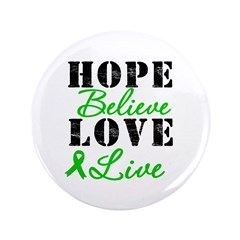 "SCT BMT Hope Motto 3.5"" Button (100 pack)"