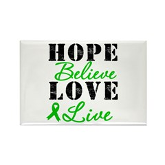 SCT BMT Hope Motto Rectangle Magnet (100 pack)