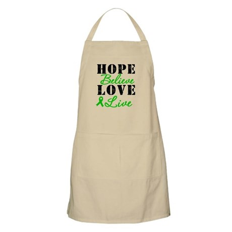 SCT BMT Hope Motto BBQ Apron