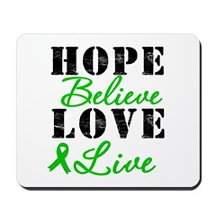 SCT BMT Hope Motto Mousepad