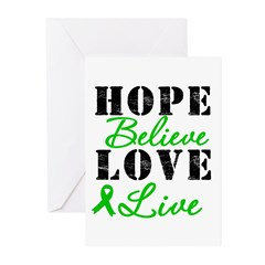 SCT BMT Hope Motto Greeting Cards (Pk of 10)