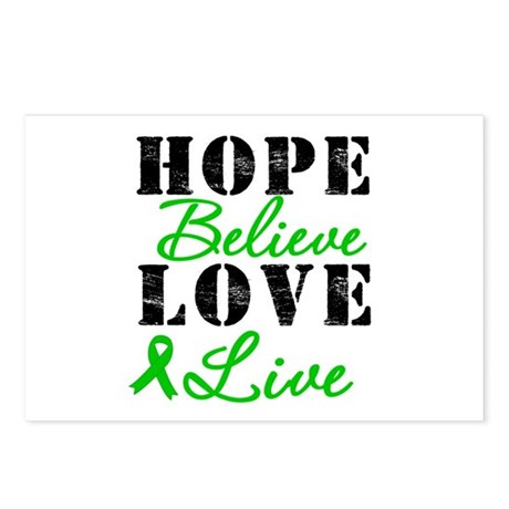 SCT BMT Hope Motto Postcards (Package of 8)