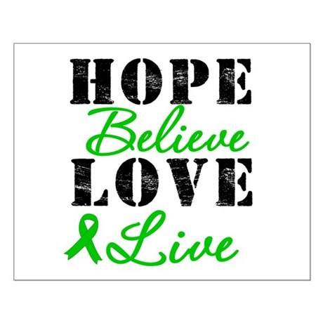 SCT BMT Hope Motto Small Poster