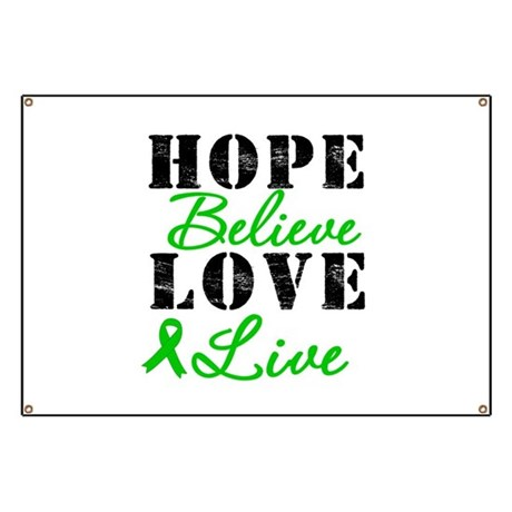 SCT BMT Hope Motto Banner