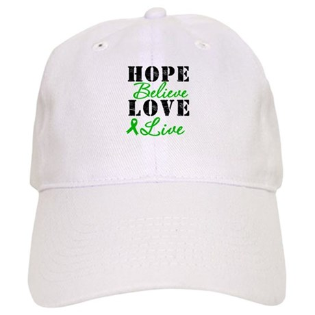 SCT BMT Hope Motto Cap