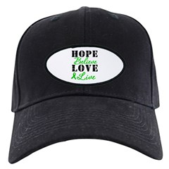 SCT BMT Hope Motto Black Cap