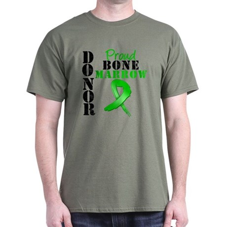 ProudBoneMarrowDonor Dark T-Shirt