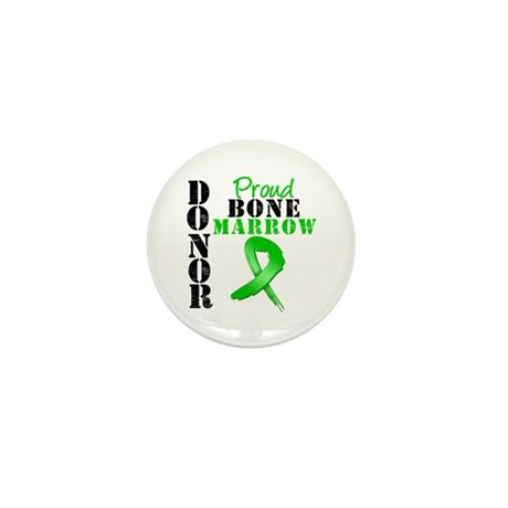ProudBoneMarrowDonor Mini Button (10 pack)