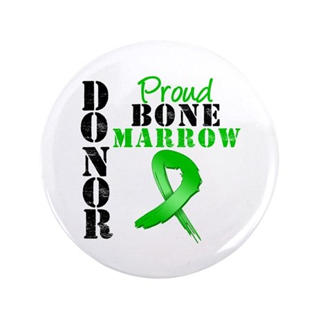 "ProudBoneMarrowDonor 3.5"" Button"