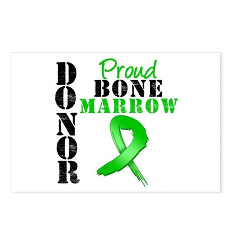 ProudBoneMarrowDonor Postcards (Package of 8)