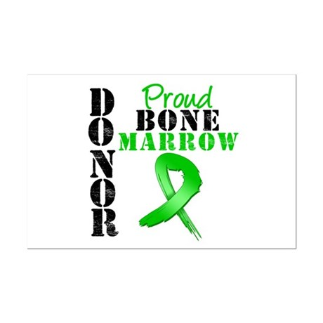 ProudBoneMarrowDonor Mini Poster Print