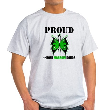 ProudBoneMarrowDonor Light T-Shirt