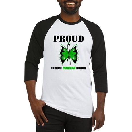 ProudBoneMarrowDonor Baseball Jersey