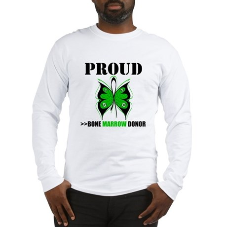 ProudBoneMarrowDonor Long Sleeve T-Shirt