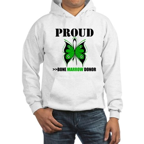 ProudBoneMarrowDonor Hooded Sweatshirt