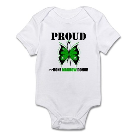 ProudBoneMarrowDonor Infant Bodysuit