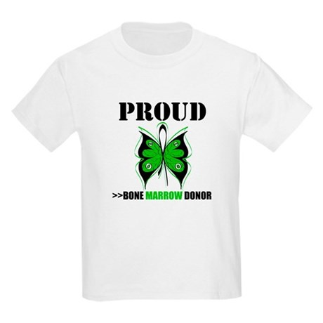 ProudBoneMarrowDonor Kids Light T-Shirt