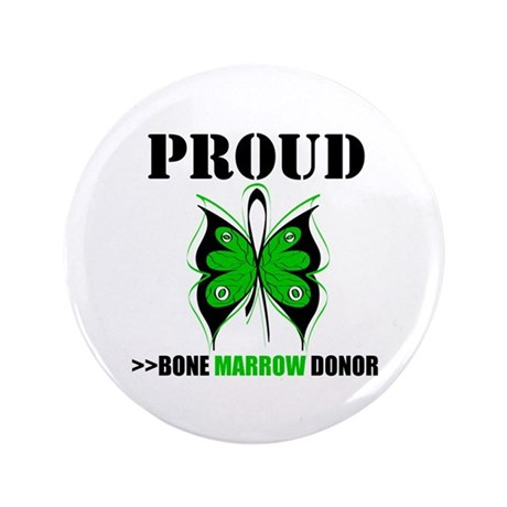 "ProudBoneMarrowDonor 3.5"" Button (100 pack)"