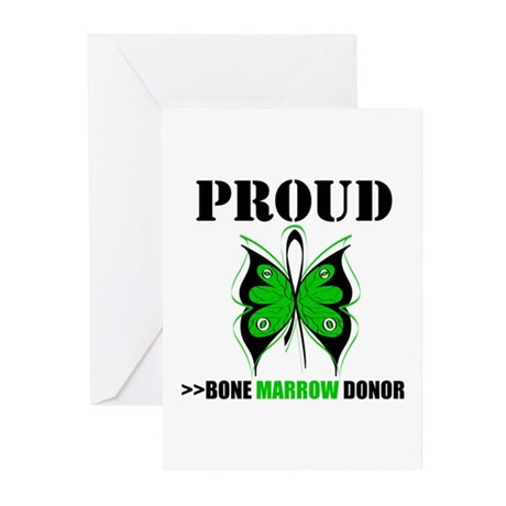 ProudBoneMarrowDonor Greeting Cards (Pk of 10)