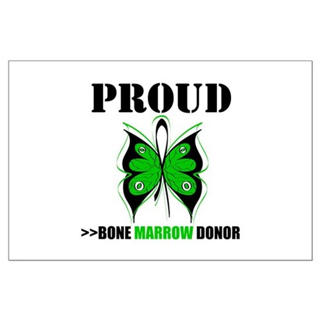 ProudBoneMarrowDonor Large Poster